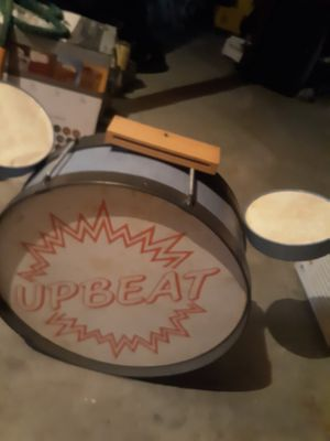 Vintage upbeat drum for Sale in Mechanicsburg, PA