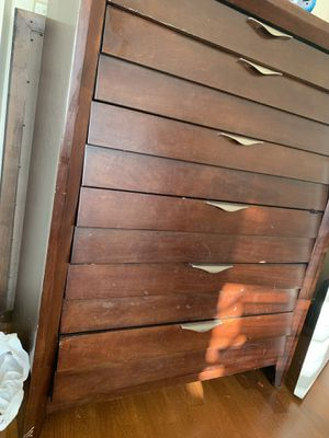 Brown Dresser Draw for Sale in Chicago, IL