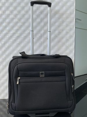 Delsey bag rolling carryon for Sale in SUNNY ISL BCH, FL