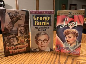 Lot of VHS Collector's Sets for Sale in Stuarts Draft, VA