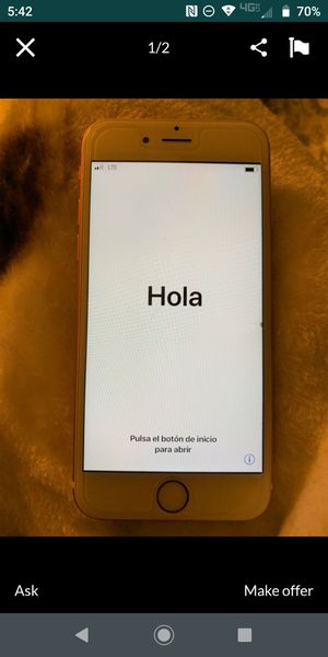 iPhone 6s unlocked 128gb for Sale in Portland, OR