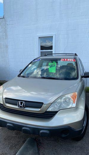 Honda CRV 2007 for Sale in Norfolk, VA