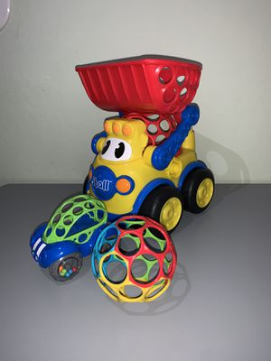 Oball infant/toddler Toy Lot for Sale in Pacifica, CA