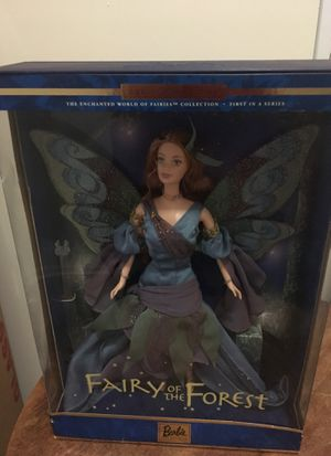 Barbie collectibles. fairy of the forest for Sale in Toms River, NJ