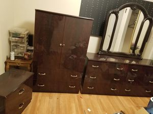 Dressers and cabinet for Sale in Portland, OR