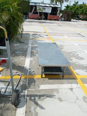 Equipment tables for Sale in Hollywood, FL