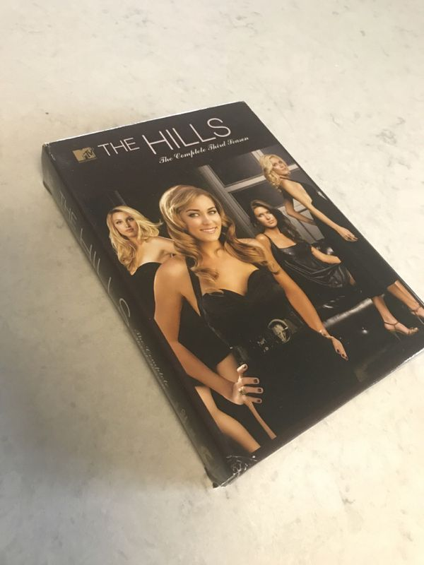 MTV The Hills The Complete Third Season