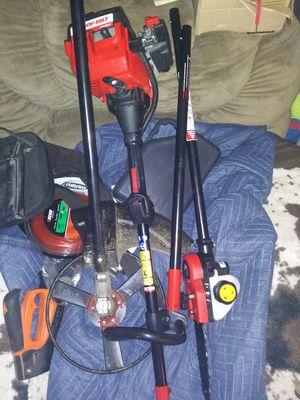 Troy-Bilt TB35 EC&chainsaw&brush cutter attachments for Sale in Scott Depot, WV