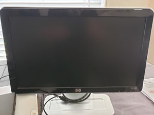"HP 18.5"" wide LCD TFT Monitor for Sale in Las Vegas, NV"