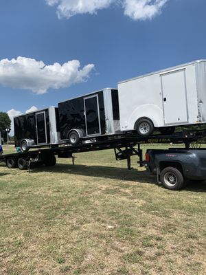 New 7x12 enclosed trailer. for Sale in Wendell, NC