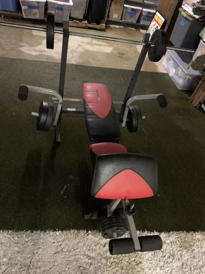 Weight bench for Sale in Mountain Top, PA