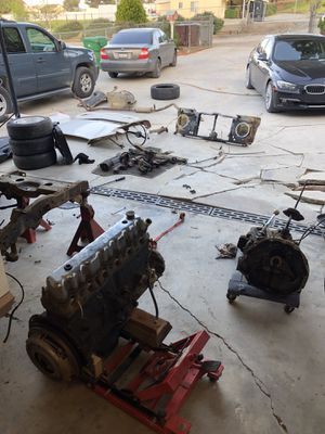 Jeep parts for Sale in Murrieta, CA
