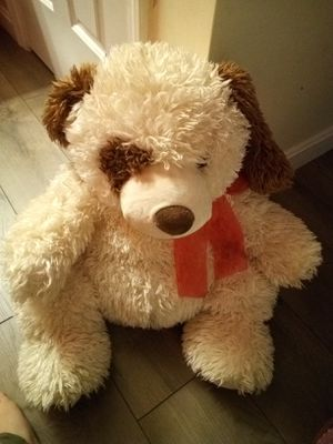 Big stuffed animals (2) for Sale in West Greenwich, RI