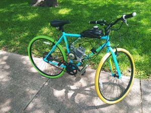 Brand new motorized bicycle for Sale in Richardson, TX