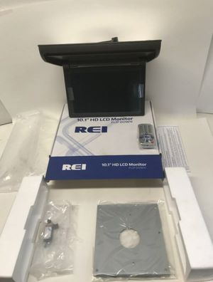 Rei 10.1 Inch Manual Flip Screen TV For Cars , Vans , Trucks , Bus , Camper for Sale in Santa Monica, CA