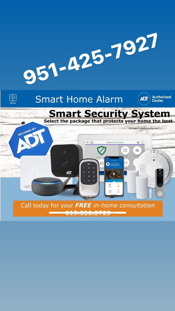 ADT Security Camera