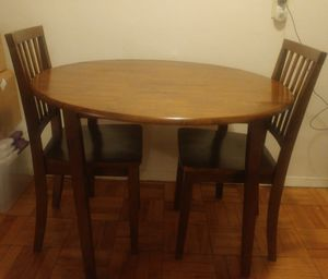 Blake Drop Leaf Table and Chair Set for Sale in Washington, DC