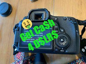 Canon DSLR Camera for Sale in Firestone, CO