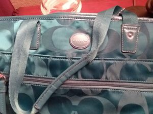 Baby diaper bag (authentic coach) for Sale in Hayward, CA