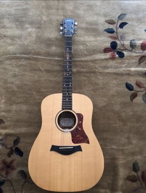 Big Baby Taylor Acoustic Guitar + Gig Bag for Sale in South Miami, FL