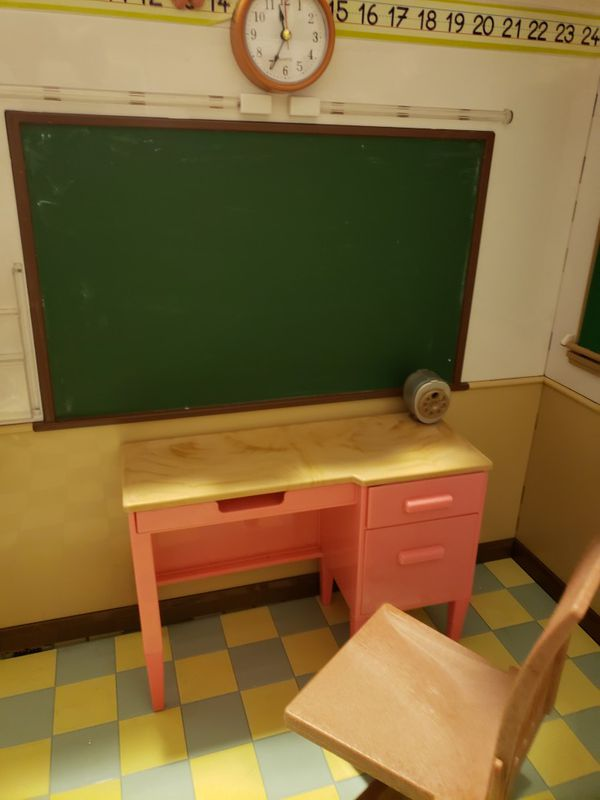 Our generation school room for 18in dolls