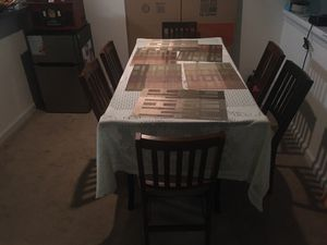 Dinning Table Set for Sale in Midlothian, VA