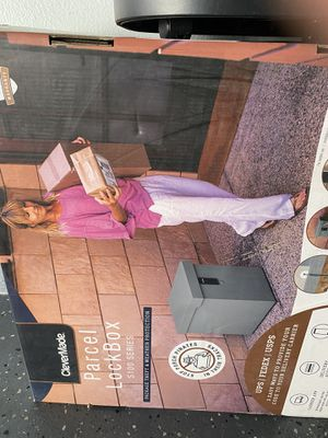 Parcel lock box for Sale in San Diego, CA