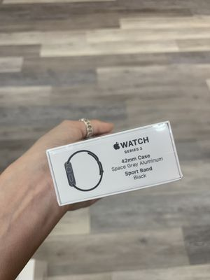 Apple Watch Series 3 42mm GPS ONLY for Sale in Mesquite, TX