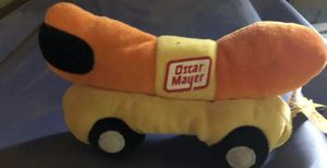 Oscar Meyer Weiner stuffed animal for Sale in Salt Lake City, UT