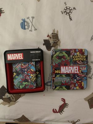 Marvel wallet for Sale in Houston, TX