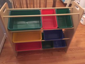 Toy/art supply storage for Sale in Hickory Hills, IL