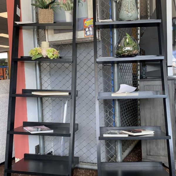 Ladder Shelf's $199