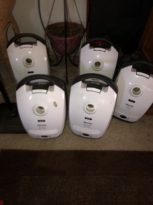 Brand new Miele compact c1 and Olympus vacuum for Sale in Rockville, MD