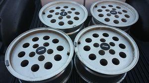 Jeep Cherokee Sport oem aluminum wheels for Sale in Las Vegas, NV