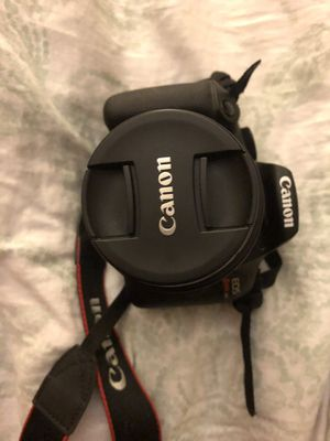 Canon Rebel T6 for Sale in Ashburn, VA