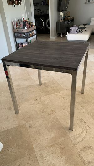 Kitchen table counter top height for Sale in Pompano Beach, FL