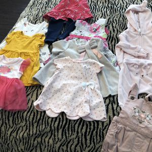 11 Dress Baby Girl Outfit 03 And 3-6 for Sale in Fort Lauderdale, FL
