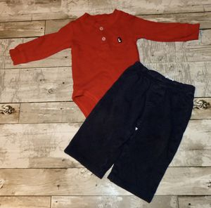 Carters size 9 months for Sale in Ripley, WV