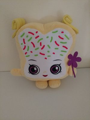 "20"" Shopkins Fairy Crumbs Pillow Plush for Sale in Avondale, AZ"