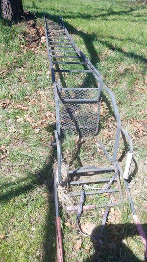 20ft ladder stand for Sale in Kansas City, KS