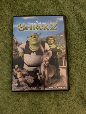DVD - Shrek 2 for Sale in Palmdale, CA