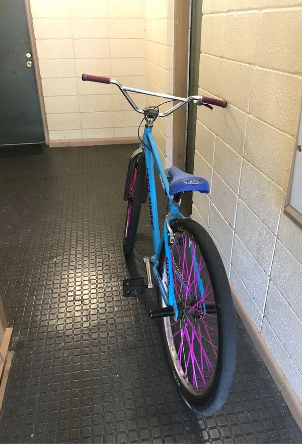 Custom 29inch se bike