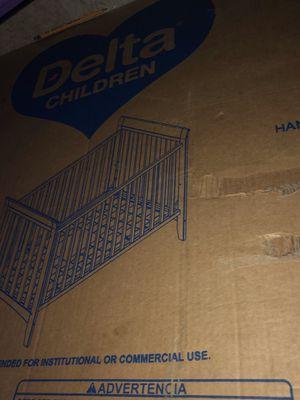 Brand new 3-in-1 crib for Sale in Suffolk, VA