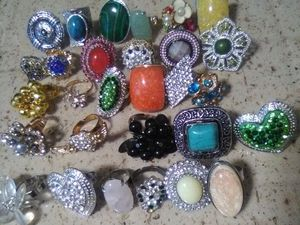 Lot of Ladies rings for Sale in Chula Vista, CA