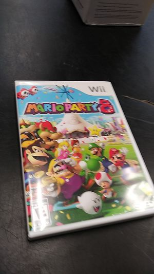 Mario party 8 for wii for Sale in Pembroke Park, FL