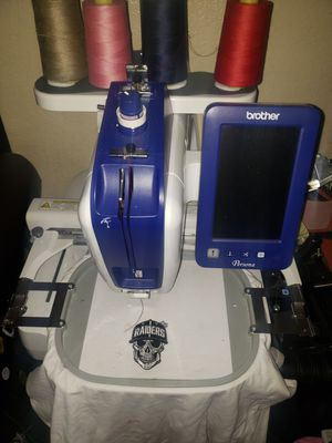 EMBROIDERY MACHINE BROTHER PERSONA for Sale in Costa Mesa, CA