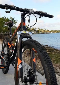 27.5 inch Mountain Bike . UNISEX. 21 Speeds. Double Suspension. BRAND NEW! Professionally Assembled. FIRM PRICE! for Sale in Miami,  FL