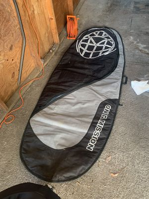 8'6 On a Mission Stand Up Paddle Surfboard Bag for Sale in Newport Beach, CA