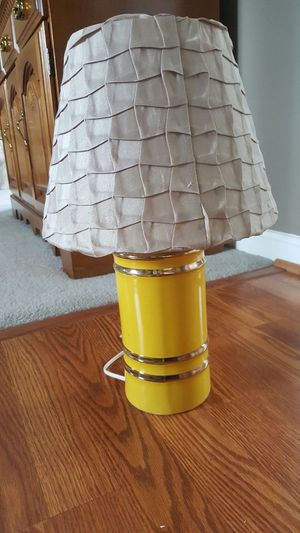 Great condition table lamp for Sale in Harrisonburg, VA