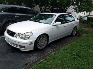 2001 Lexus GS300 for Sale in Miami, FL
